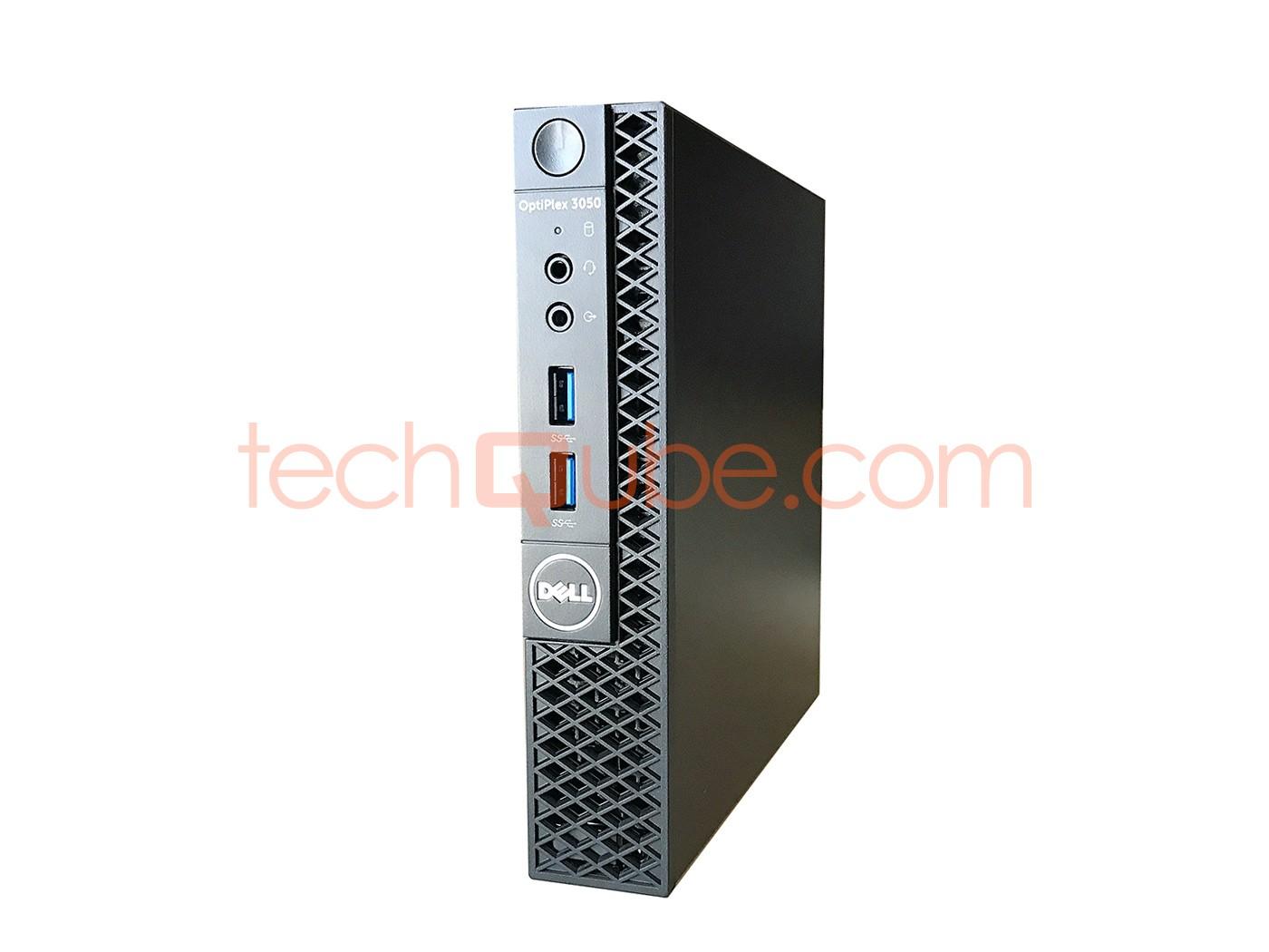 DELL OptiPlex Micro 3050 Quad-Core i5-7500T 2 7GHz 8GB DDR4 256GB