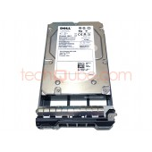 Dell 450GB 15K 3.5 6G SAS Hard Drive H995N