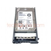 Dell 600GB 10K 2.5 6G SAS Hard Drive R72NV