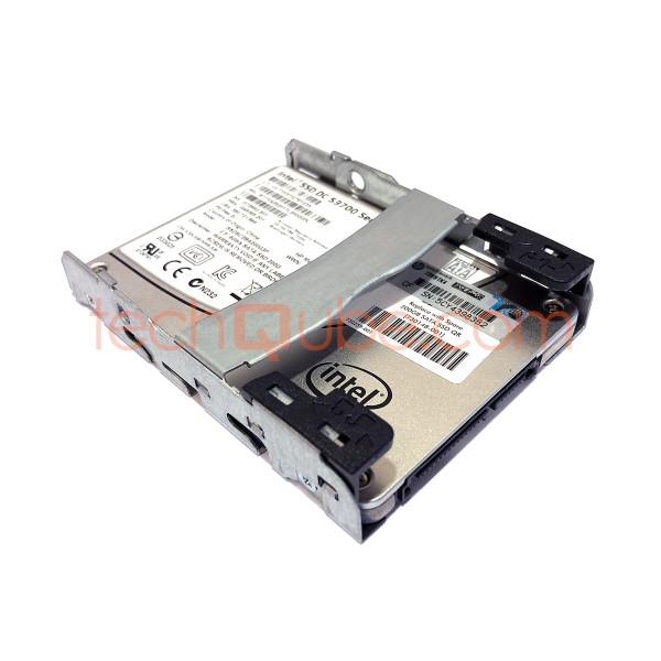Intel SSD DC S3700 200GB 2.5 SATA 6G MLC Enterprise SSDSC2BA200G3P 691842-002 HP